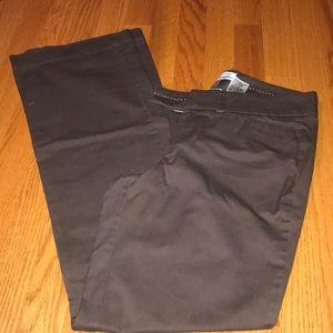 Dark Brown Dress Pants